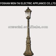 House Decorative Lighting Exterior Lamp Posts