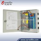 9CH 12V 10A Switch Power Supply Box