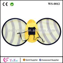 halloween giallo nero Bumble Bee ala