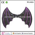 negro bate de hadas alas de ángel hasta vestido de traje de princesa los favores del partido