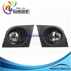 100% Waterproof Fog Light Auto Parts for Nissan Tiida