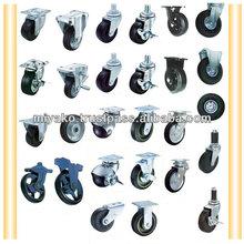 Made in japan mobili per ufficio su ruote rotella per roll- box pallet, trattore carrello, prodotto display& mobili, idraulico