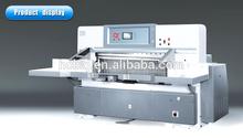 Office A4 copy paper cutting machine with half cut engine
