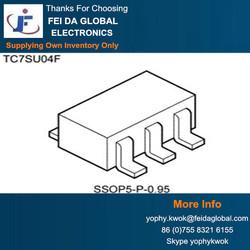 ( Inverter 1-Element CMOS ) TC7SU04F