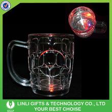 Plastic Beer Led Light Mug