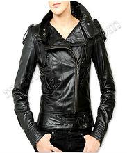 Women Stylish Fashion Leather Jackets