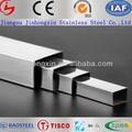 304 de acero inoxidable de espesor de pared de tubos sin costura/tubo