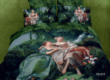 2013 new nantong foursix luxury cotton bedding set 3d 4pcs bedsheets cotton duvet/quilt cover bed linen sets