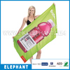 premium and handy suede towel fabric custom digital printing sport towel with logo
