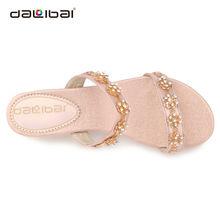 new model designs flat no heel relax sandals
