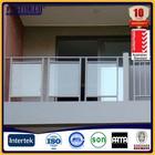 Aluminium Balcony Grill Windows ; Aluminium Balcony Sliding Window