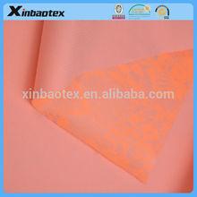 colorful printting well waterproof TPU membrane boned fabric for skin garments