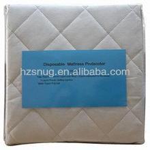 Disposable Mattress Protector Nonwoven quilt waterproof