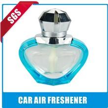 2014 new products decoration blue IKEDA perfume bottle