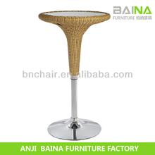 rattan bar table BN-T008