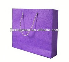 Hot sales star printed paper bags for shopping and promotiom,good quality fast delivery