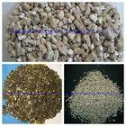 asbestos free golden yellow/silver white 0.3-1mm1-2mm2-4mm crude vermiculite