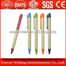 Guangzhou paper ballpoint pen made in China