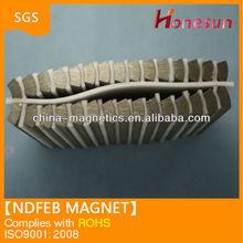 Tiles N35 Sintered NdFeB Neodymium magnet magnetic generator