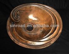 Flora Cast bronze sink