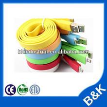 Custom usb bulk 4gb usb flash drives colored micro usb cable