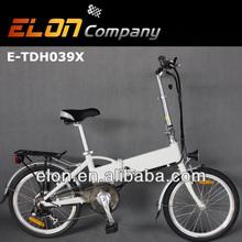 Folding electric bike 20inch (E-TDH039X)