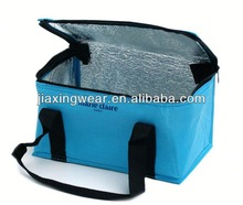 Fashion cooler bag for frozen food/ cans for shopping and promotiom
