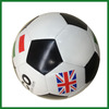 RD-S018 Promotional leather soccerball/football with customized logo