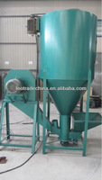 vertical type animal feed grinder and mixer / animal feed mill mixer /086-13181380490
