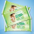 productos de aloe vera cuidado de la piel toallitas húmedas para bebés tejido húmedo