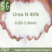 Urea price(N:46% 0.85-2.8mm prilled)