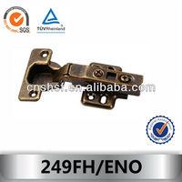 steel antique slow close hinges 249FH/ENO