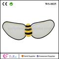 venta al por mayor baratos negro amarillo de la abeja de hadas alas de ángel hasta vestido de traje de princesa los favores del partido