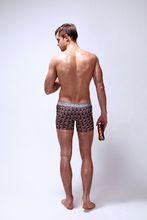 Amusing hot tight cotton underwear shorts