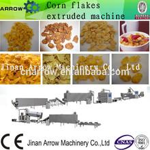 100kg/h Corn Flakes Making Machinery