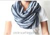 fashion top quality knitting infinity scarf