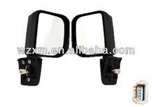 TOYOTA FJ CRUISER SPORT UTILITY 07-09 POWER w SIGNAL LAMP SIDE VIEW MIRROR PAIR