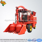 Latest pasture use self-propelled corn silage making machine/combined silage harvester 4QZ-1800