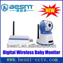 Alta definición 2.4 G Digital inalámbrico Kit de Monitor de bebé ( BS-W238 )