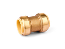 lead free brass straight pipe