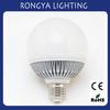 High power high lumen global bulb 13w energy saving edison bulb g95 led bulbs