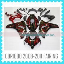 Fairing kit for HONDA CBR1000RR 2008 2009 2010 2011 Motorcycle ABS custom racing fairing kit body kit body work