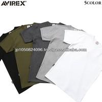 AVIREX - Avirex Daily Wear short-sleeved V-neck T-shirt