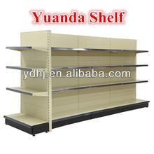 YD-006 Cheap High Quality Supermarket Shelf/Gondola Shelf/Metal Shelving With 5layers