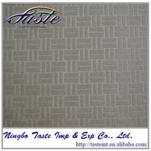 velvet fabric foam back