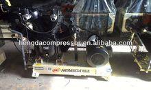 air intake bag filter Hengda compressor 105CFM 580PSI 30HP 2014 CHINAPLAS