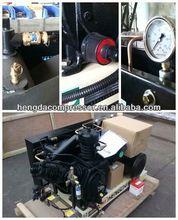 air conditioner ductless split heat pump Hengda compressors 35CFM 1160PSI 20HP 2014 CHINAPLAS