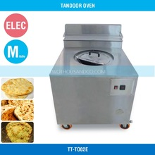Electric Tandoor - Middle Size, S/S, 6 Kw, 800*800*800 MM, TT-TO02E