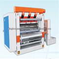 Máquina de facer único/papelão ondulado linha de produção