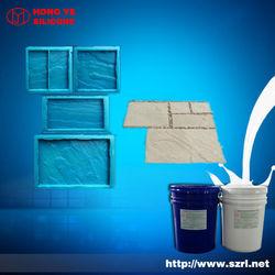 Liquid RTV Silicon For Mold Making of concrete